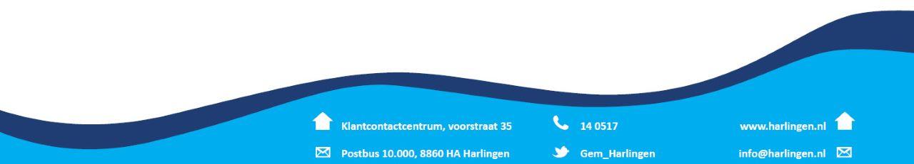 Naar de website van de Gemeente Harlingen