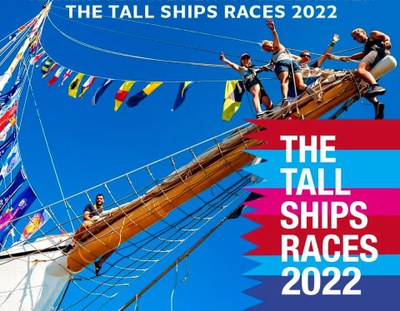 The Tall Ships Races Harlingen 2022