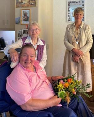 60 jarig huwelijksjubileum Joris van Slooten en Sietske Bijma