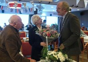 60 jarig huwelijksjubileum Ko Bonnema en Hannie Koster