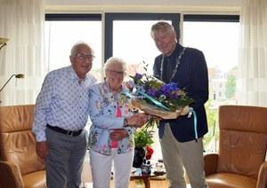 65 jaar getrouwd en al veel langer een stel