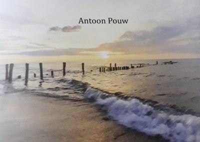Overlijdensbericht Antoon Pouw