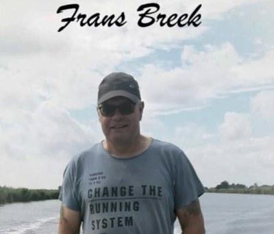 Overlijdensbericht Frans Breek