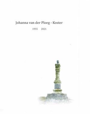 Overlijdensbericht Johanna van der Ploeg - Koster