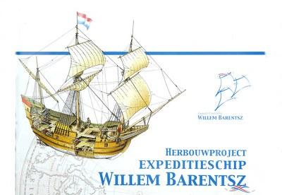 Herbouw expeditieschip Willem Barentsz
